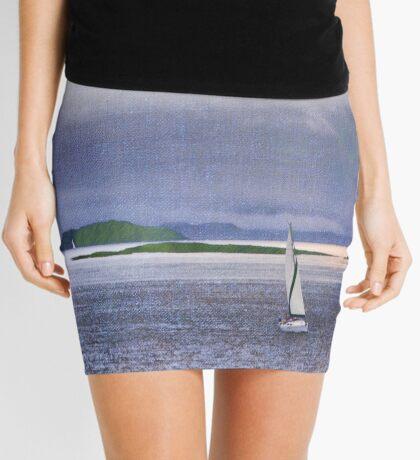 The Sound of Mull Mini Skirt