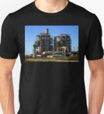 Natural Gas Power Plant Unisex T-Shirt