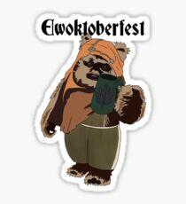 Ewoktoberfest Sticker