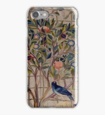 William Morris Kelmscott Trellis Embroidery iPhone Case/Skin