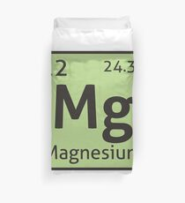 Periodic table duvet covers redbubble the periodic table magnesium duvet cover urtaz Image collections