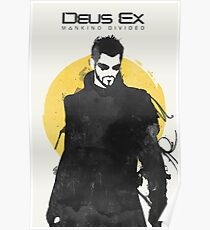 Mankind Divided Poster