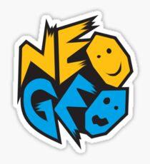 Neo Geo SNK Sticker