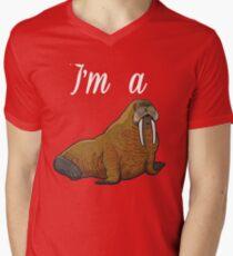 I'm A Walrus Retro Classic Design T-Shirt