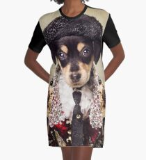 Shelter Pets Project - Josie Graphic T-Shirt Dress