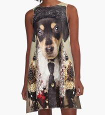 Shelter Pets Project - Josie A-Line Dress