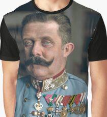 Archduke Franz Ferdinand of Austria Graphic T-Shirt