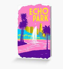 Echo Park Greeting Card