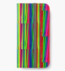 Plastic Fantastic 1 iPhone Wallet/Case/Skin