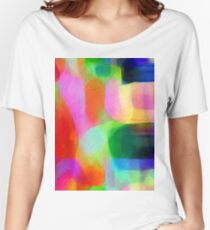 Shades Of Colours Women's Relaxed Fit T-Shirt