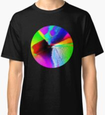 Iridescent Blurred Disk Classic T-Shirt