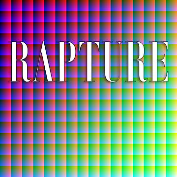 Rapture Logo Square by GaBe141