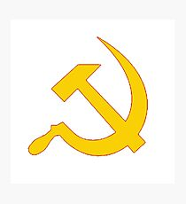 Communism Photographic Print