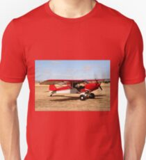 Sport Cub Plane, high wing aircraft T-Shirt