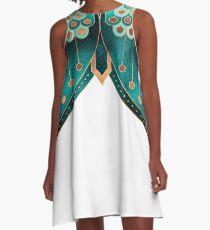 Mermaid 1 A-Line Dress