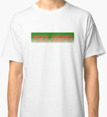 Fence Jumper Classic T-Shirt