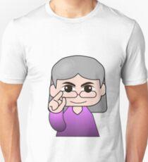 Stern Mum/Nanna - White T-Shirt