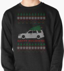 Sudadera cerrada Suéter de Navidad de Forester Ugly (SG5)