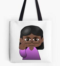 Stern Mum/Nanna - Black Tote Bag