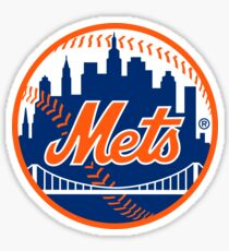 Mets Logo!  Sticker