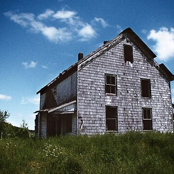 Abandoned Farmhouse by colinbrunt