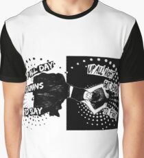 Demons to Fight Graphic T-Shirt