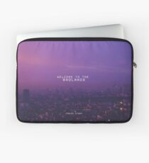 Welcome to the Badlands  Laptop Sleeve