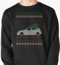 WRX STI Hatch Ugly Christmas Sweater (GR) Pullover