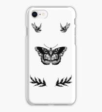 Harry Styles Tattoo iPhone Case/Skin