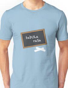 tabula rasa Unisex T-Shirt