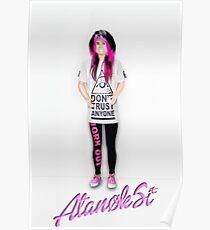 AtanoK Si / Ken Poster