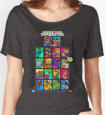 Warioware Mega Mix Women's Relaxed Fit T-Shirt