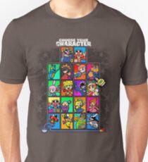 Warioware Mega Mix Unisex T-Shirt