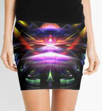 Fluted Cone I Mini Skirt