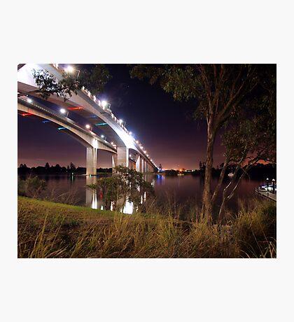 Gateway Bridge 3 Photographic Print