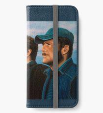 Richard Dreyfuss, Roy Scheider and Robert Shaw in Jaws iPhone Wallet/Case/Skin