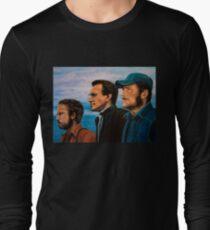 Richard Dreyfuss, Roy Scheider and Robert Shaw in Jaws T-Shirt