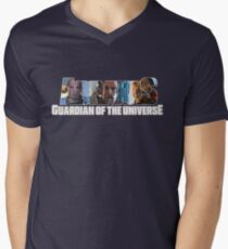 Abraxas - Sci-Fi Movie T-Shirt Mens V-Neck T-Shirt