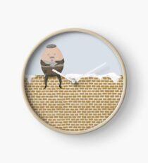 Humpty Dumpty's Cuppa Tea Clock