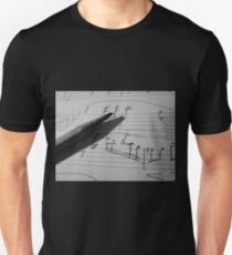 Musical Phrases Unisex T-Shirt