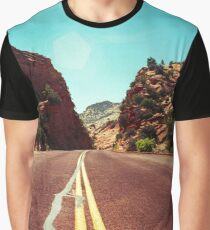 Road to Zion Graphic T-Shirt