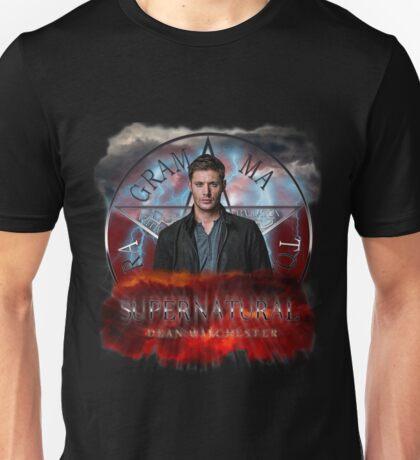 Supernatural Dean Winchester 2 Unisex T-Shirt