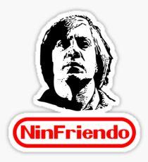 Call it, Nin-Friendo Sticker