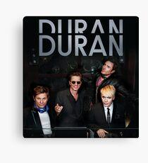 Duran Duran Tour 2017 Canvas Print