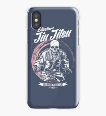 Jiu jitsu Horror Fighter iPhone Case/Skin