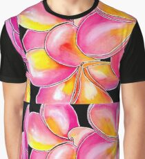 Summer Escape ~ Candied Frangipanis  Graphic T-Shirt