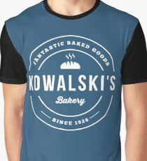 Kowalski's Bakery Graphic T-Shirt