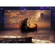 A Ship for All Destinations Photographic Print
