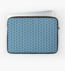 Space Dandy, Meow & QT Pattern Laptop Sleeve