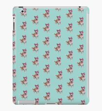 Winnie the Flower Bear Dog iPad Case/Skin